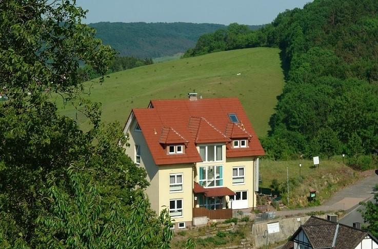 Hotel Zweiburgenblick